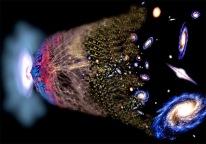 Formation de l'univers